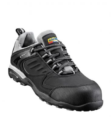 Blaklader 2429 Safety Shoe (Melange Black/Grey)